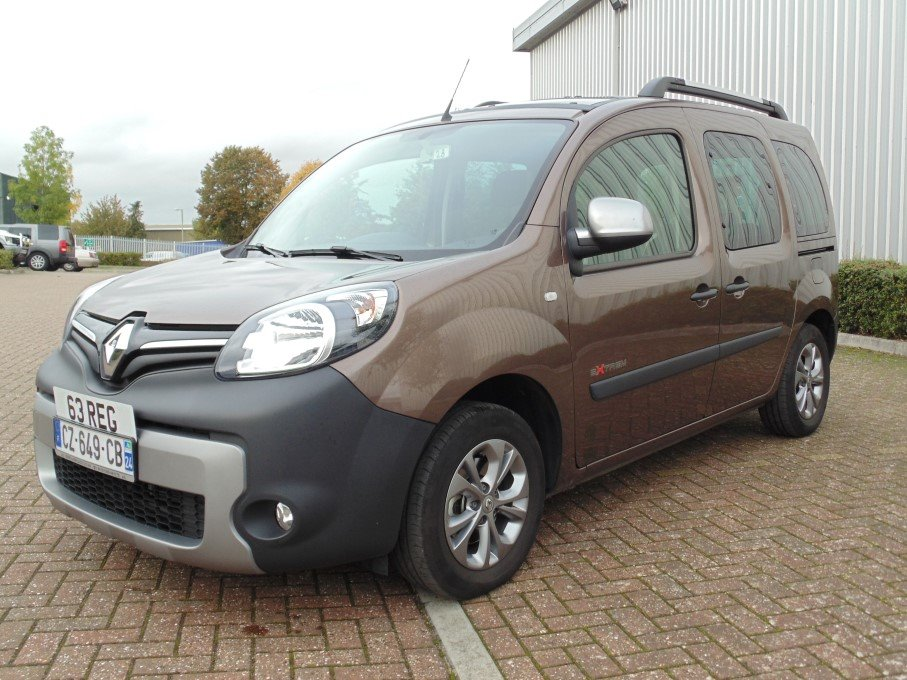 renault kangoo extrem energy dci 90 2013 for sale at the lhd place basingstoke uk. Black Bedroom Furniture Sets. Home Design Ideas
