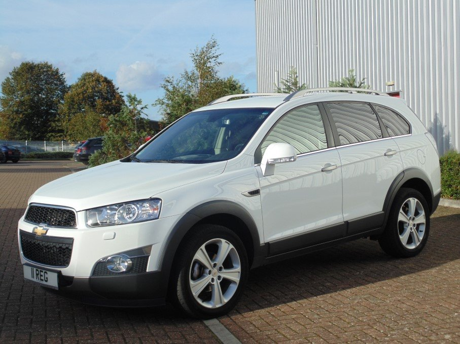 Chevrolet Captiva 22 Diesel Auto 7 Seats 2011 For Sale At The Lhd