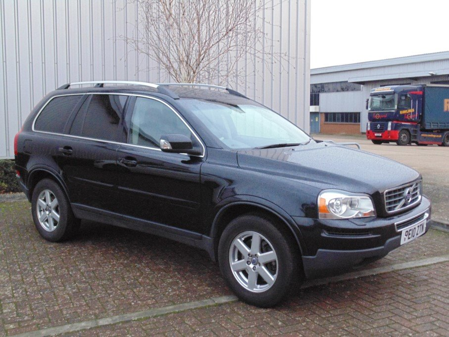 volvo xc90 active premium 2010 for sale at the lhd place basingstoke uk. Black Bedroom Furniture Sets. Home Design Ideas