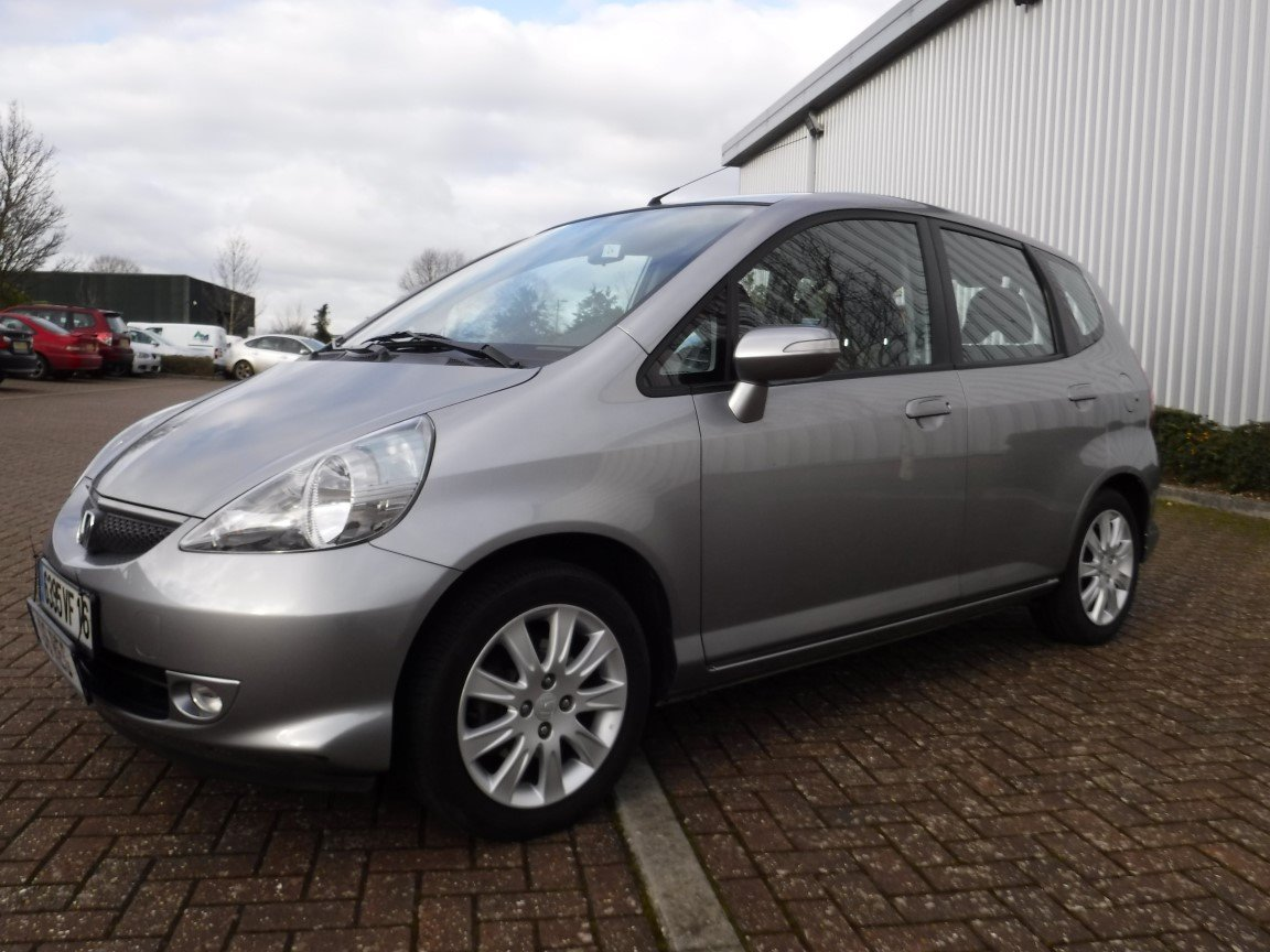 Honda Jazz Automatic 2006 For Sale At The Lhd Place Basingstoke Uk